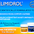 Elimidrol Formula to Enhance Your Mood and Relieve Intermittent Anxiety