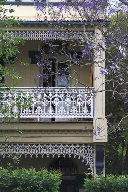 Filigree Balcony