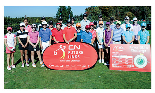 CN Future Links crown National Junior Skills Challenge champions | GolfWest