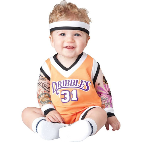 Double Dribble Toddler 6-12 Costume