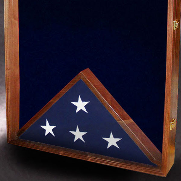5x9 Bottom Center Flag Frame Greg Seitz Woodworking