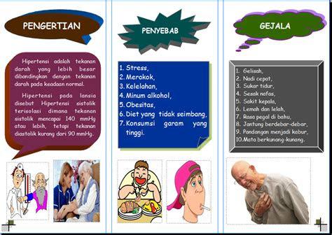 anira  contoh leaflet hipertensi  lansia