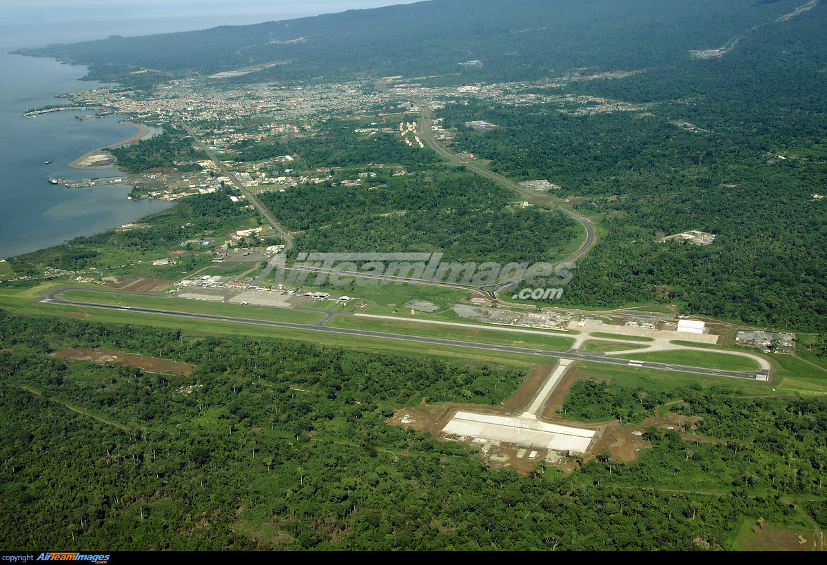 Malabo International Airport Santa Isabel, Equatorial Guinea