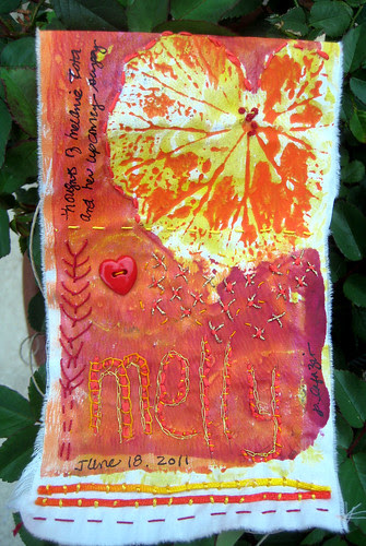 prayer flag project #1