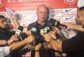Antônio Carlos Zago técnico Inter Cascavel (Foto: Marcos Westermann / RBS TV)