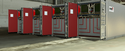 First Vanadium Flow Battery Cleared for Final Installation | Vanitec