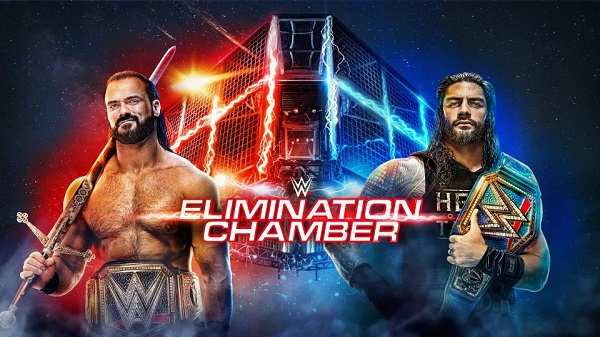 Watch WWE Elimination Chamber PPV 2/21/21 February 21st 2021 Online Full Show Free