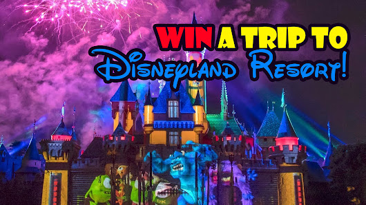 CONTEST - Let TKI Send You on a Disneyland Vacation! Disneyland Resort Vacation Giveaway! | The Kingdom Insider