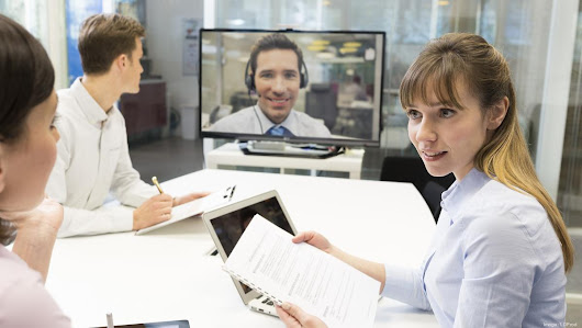 5 tips for your video job interview - The Business Journals