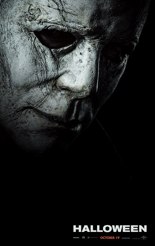 'Halloween' - 2018's Sequel Reveals the New Michael Myers Poster