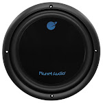 "Planet Audio AC15D Planet 15"" Woofer 4 Ohm Voice Coil Black Poly Injection Cone"