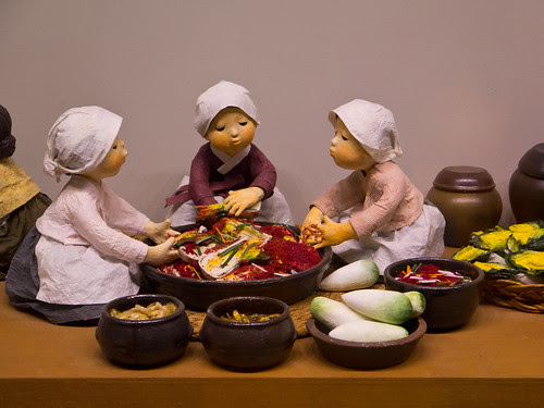 National Folklore museum - Seoul