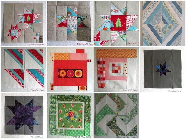 November 2011 Bee Blocks
