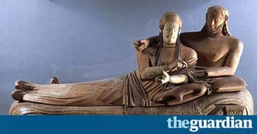 The enigma of Italy's ancient Etruscans is finally unravelled | World news | The Guardian