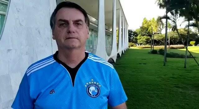 Bolsonaro explica motivo da ida às ruas do DF e cita compromissos do G-20