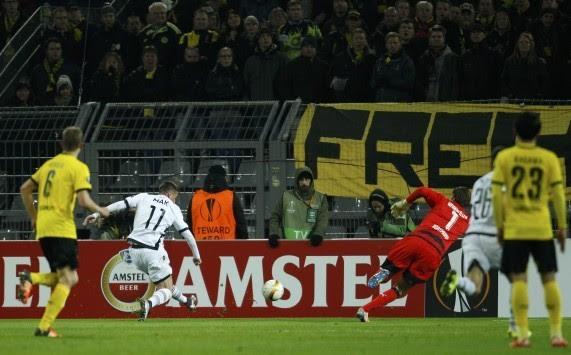 Europa League: Περήφανος `αετός`! Ιστορικό διπλό στη Γερμανία