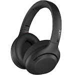 Sony WH-XB900N Bluetooth Wireless Over-Ear Headphones with Mic and NFC - Noise-Canceling - Uni-Directional - Black
