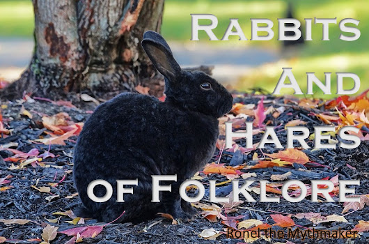 Rabbits and Hares of Folklore #FolkloreThursday