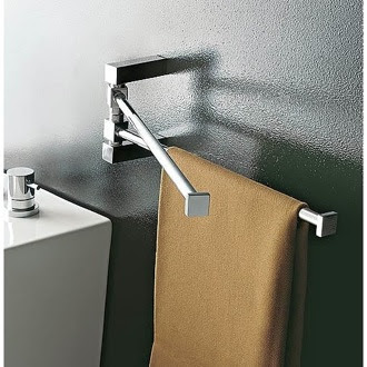 Luxury Swivel Towel Bars Nameeks