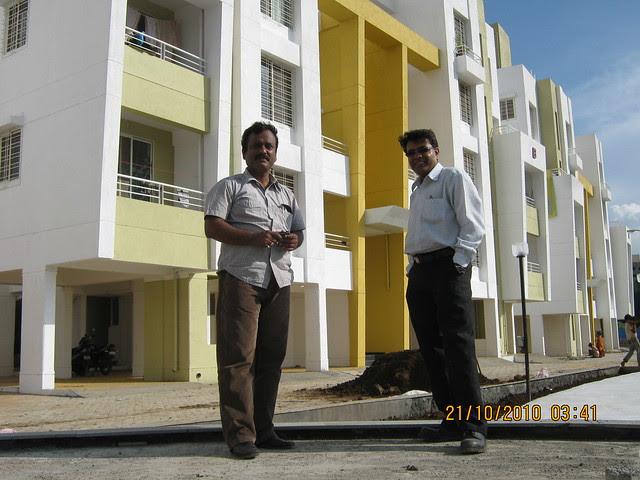 Nirman Viva 1 BHK & 2 BHK Flats at Ambegaon Budruk, Katraj, Pune -  IMG_3717