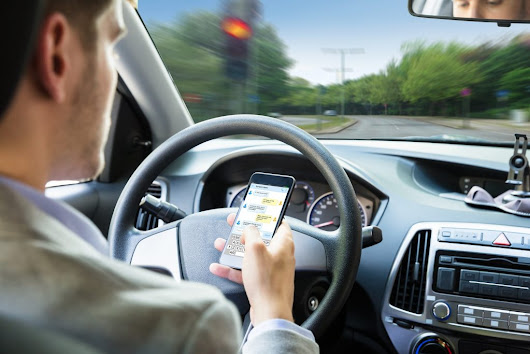 Are you being manually distracted while you drive? | Virginia Personal Injury Blog