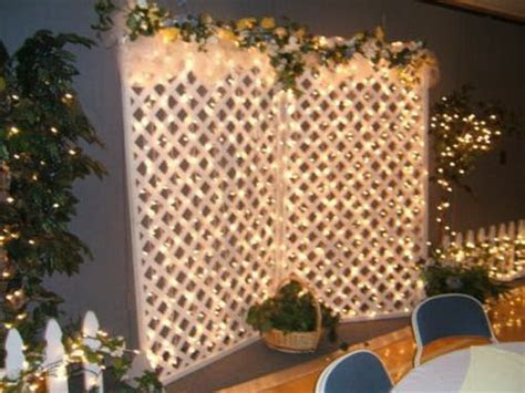 Tips for Decorating your Lattice