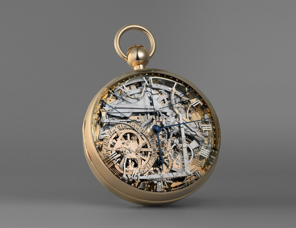 the most expensive watch in the world 2014-2015-2016 BREGUET GRANDE COMPLICATION MARIE-ANTOINETTE priced at 30 million dollars read more on ealuxe