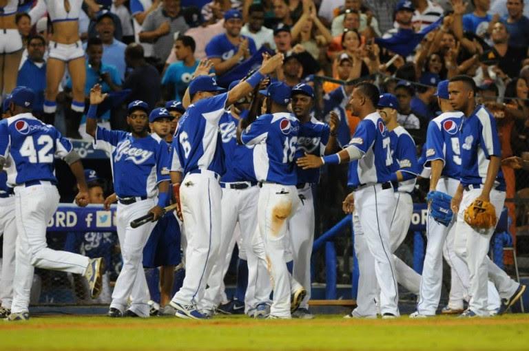Tigres del Licey se coronan campeones del Torneo de Beisbol Profesional