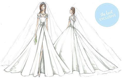 Meghan Markle's Wedding Dresses Imagined by David's Bridal