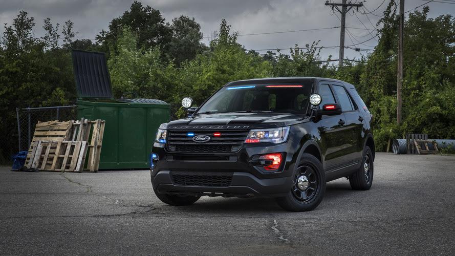 Ford Interceptor Utility Police Suvs 2017 2018 Best Car | 2017 - 2018 ...