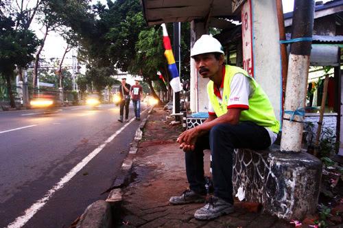 Jakarta, Indonesia, lao động Indonesia
