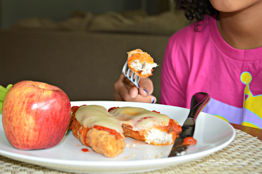 Be Wonder Woman at Mealtime with this Easy Chicken Parm Recipe - About A Mom