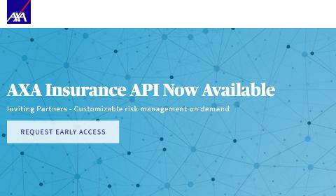 Portail d'API AXA Singapour