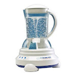 Vitalizer Plus Hexagonal Oxygen Water Maker with Two Mineral Cube