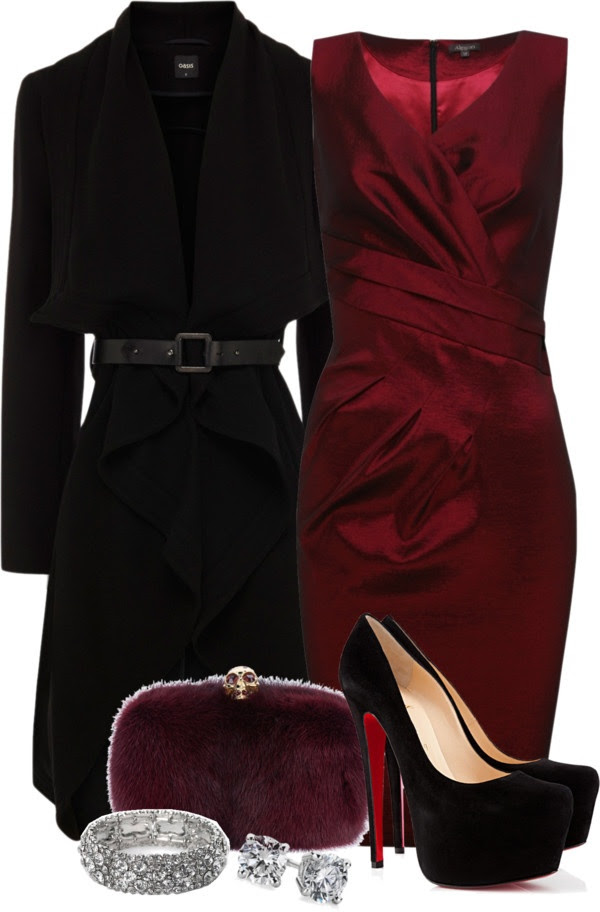 """A night at the theatre 2"" by pollydickson on Polyvore"