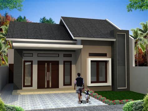 contoh desain rumah sederhana gambar rumah minimalis