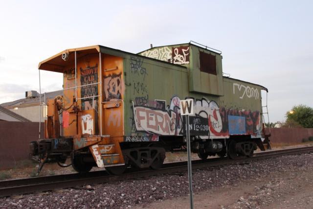 Caboose BN 12430