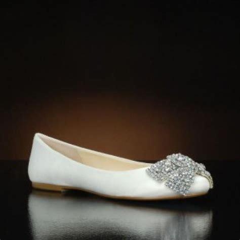 A Guide To Choosing Cute Flat Wedding Shoes   Weddbook