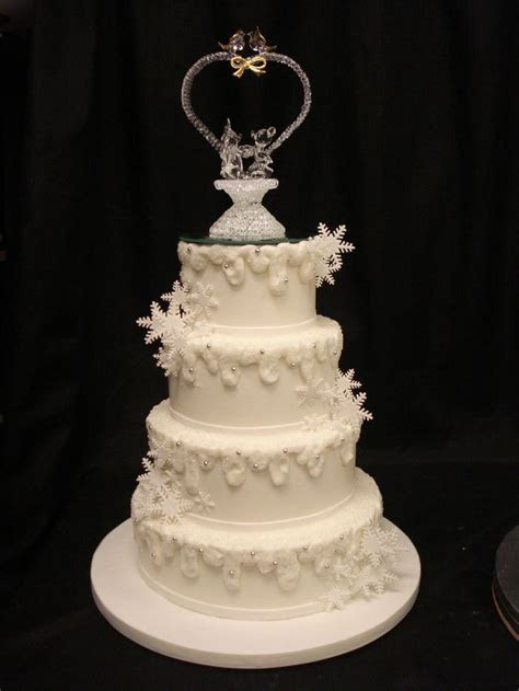 17 Best images about White Wedding Cakes by Party Flavors