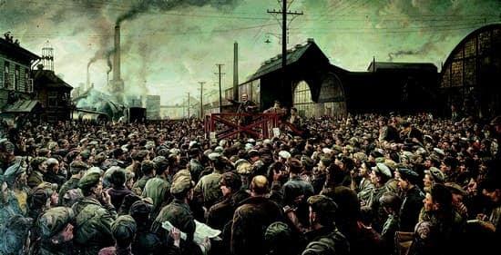 Lénine à Petrograd
