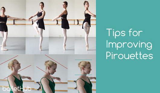 Tips for Improving Pirouettes - BalletHub