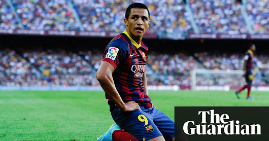 Alexis Sánchez accepts prison sentence for tax fraud but will avoid jail | Football | The Guardian