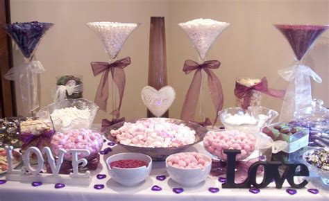 Pictures Of Wedding Candy Table Ideas Photograph   Candy Tab