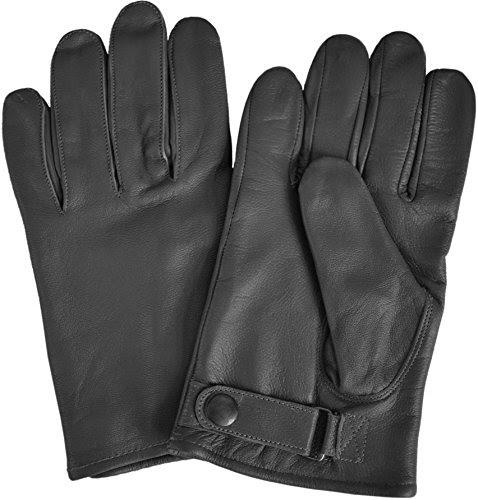 Roeckl Young Driver navy Autofahrer Handschuhe Leder ungefüttert Handschuh blau