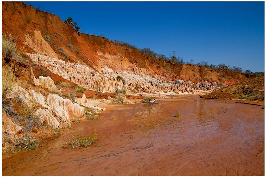 Sing A Song of Tsingy: The Red Hot Rocks of Madagascar