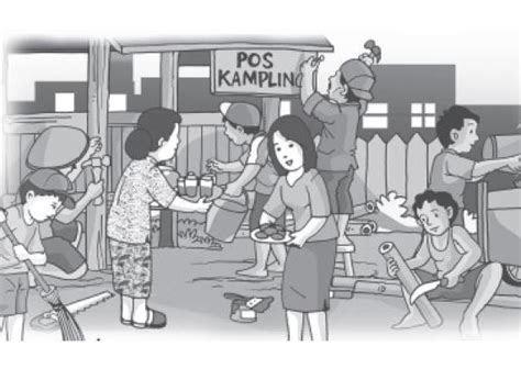 contoh gambar karikatur tentang lingkungan musica theme
