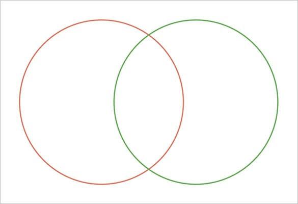 9+ Circle Venn Diagram Templates – Free Sample, Example Format ...