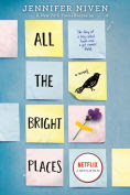 Title: All the Bright Places, Author: Jennifer Niven