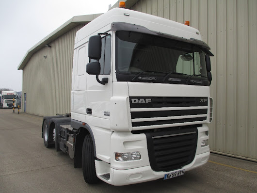 Used DAF FTG XF105. 460 | Kent, England | Channel Commercials