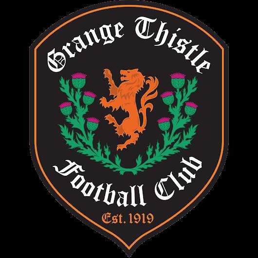 grange thistle soccer club google